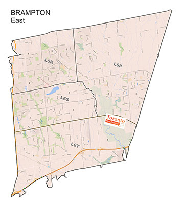 Brampton-East