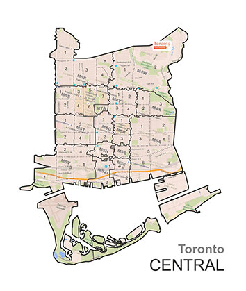 Toronto-Central