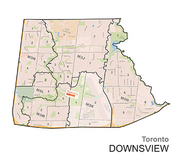 Toronto-Downsview