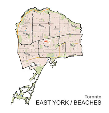 Toronto-East-York-Beaches