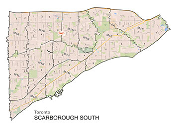 Toronto-Scarborough-South