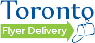 Toronto Flyer Delivery Logo